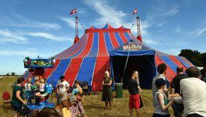 Cirkus Baldoni @ Teltpladsen, Nysted