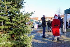 Årets julemarked bliver den 1. december