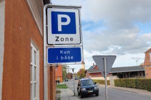 Nye parkeringsregler i Ny Østergade