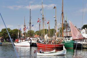 Ny bestyrelse for Nysted Hajkutter Festival & Regatta