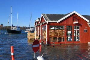 Restaurant Nysted Havn åbner for sæsonen