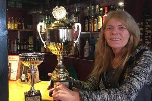Maxim vinder Billard Syd's turnering